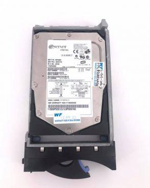 IBM 36.4GB 15K 80 PIN U160 SCSI HARD DRIVE