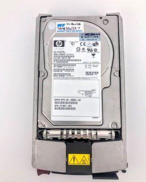 HP 72.8 GB ULTRA320 SCSI 10K RPM HARD DRIVE