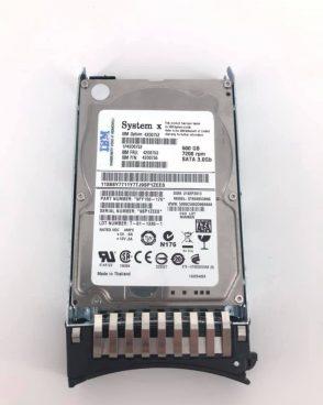 IBM 500GB SATA 2.5″ 6G 7200RPM SFF HARD DRIVE