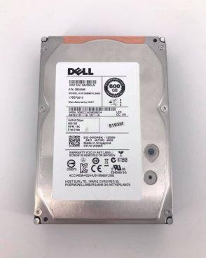 DELL 600GB 15K RPM SAS-6GBS 3.5″ INTERNAL HARD DRIVE