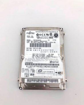 IBM 2.5″ 40 GB IDE/ATA HARD DRIVE